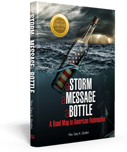 A Storm, A Message, A Bottle